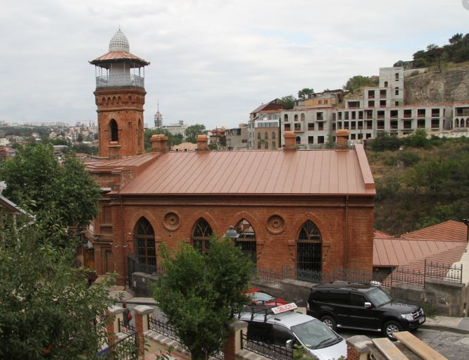 Jumah Mosque Tbilisi