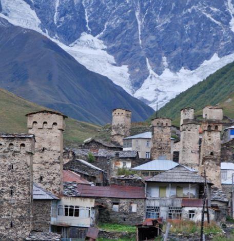 svan towers